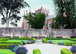 Armagh Cathedral - 2D drawing